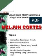 MELJUN CORTES Technical Faculty Module - Part1 WSD