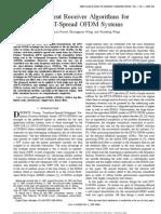 IMP - Efficient Receiver Algorithms for DFT Spread Ofdm Systems