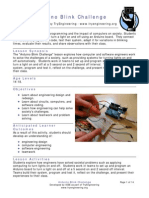 005 001 000 003 Arduino Blink Challenge