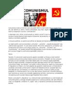 Comunismul, fascismul si nazismul
