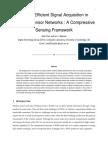 EnergyEfficientSignalAcquisitioninWirelessSensorNetworks-ACompressiveSensingFramework.pdf