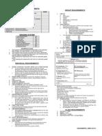 Chem 14 Laboratory Class Guide - 2nd Sem Ay 2014-2015