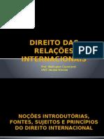 AULA 1 28-08-2014 e 04-09-2014 SUJEITOS DO DIREITO INTERNACIONAL.pptx
