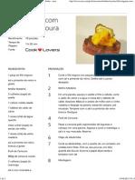 Filé Mignon Com Purê de Cenoura - Receitas e Bebidas - Msn