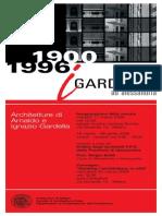 AaVv ( Sd ) Bibliografia Gardella