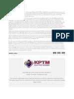 Kolej Poly-Tech MARA (KPTM), Formerly Known As