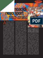 Aminoacidi Nello Sport