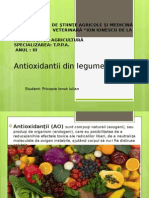Antioxidanti Power Point