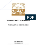 Thermal Store Pricing Guide