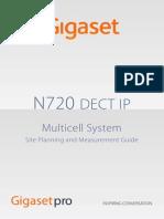 Gigaset N720 DECT IP