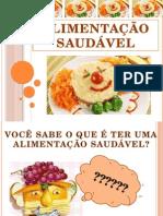 ALIMENTAÇÃO-SAUDÁVEL