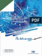 CII Maharastra State Annual Report 2014