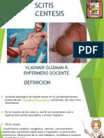 Ascitis y Parecentesis