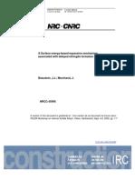 Ettringit Formation and Destruction of Concrete