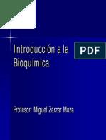 01_Introducción a La Bioquímica