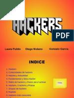 Trabajo de Hackers