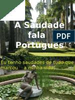 A Saudade fala Portugues.pps