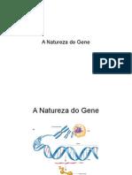 A Natureza Do Gene