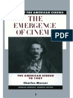 History of the American Cinema Vol 01 Charles Musser - The Emergence of Cinema the American Screen to 1907