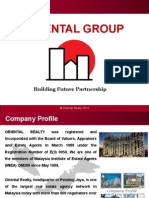 Company Profile - Oriental Group