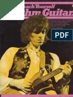 Mark Michaels - Teach Yourself Rhythm Guitar