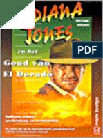 09 - Indiana Jones en het goud van El Dorado - Wolfgang Hohlbein.epub