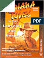 15 - Indiana Jones en het labyrint van Horus - Wolfgang Hohlbein.epub