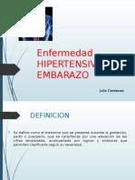 Enfermedad HIPERTENSIVA DEL EMBARAZO.ppt