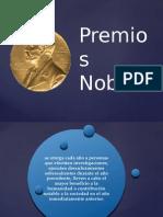 Premios Nobel en medicina
