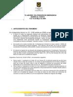 Atencion Emergencia Codito-Caja Vivienda-2006