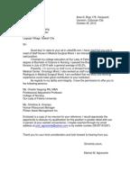 Application letter sample nursing | The Literature of ...