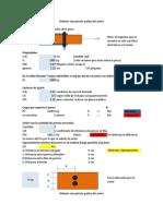 Diseño Uniones ASD Para Madera