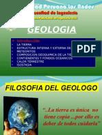 Geologia- Clase II -La Tierra
