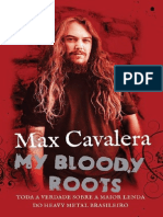 My Bloody Roots - Max Cavalera
