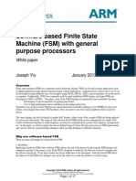 Software Based Finite State Machine (Fsm) With General Purpose Processorsf4f837f788736c26abc1ff00001d2c02
