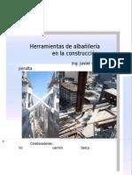 Trabajo Final de Herramientas de Albañilería