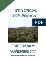 Boletin Oficial n 54 Noviembre 2010