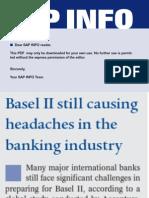 Basel II Causing Headache to Banks2006