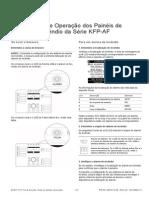 KFP-AF Guia Rápido Do Utilizador