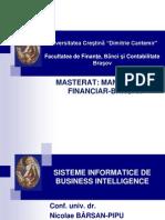 Sisteme Informatice Bi - Tema 7