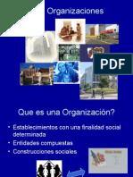 2 Las Organizaciones