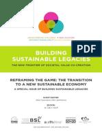 Building Sustainable Legacies