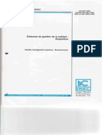 Norma Mexicana ISO 9001-2008