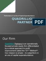 George Stelling Quadrillion Partners