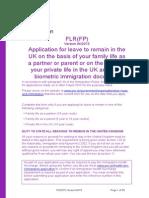 FLR FP Version 04-15