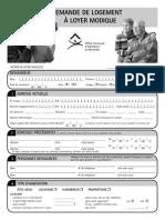 Demandelogement Formulaire2013 F