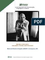 Curso Michel Foucault - Apostila Profa. Gregolin