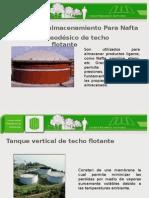 tanque de almacenamiento para NAFTA