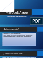 Para Que Me Sirve Azure PowerShell