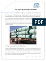 Endurance of PVC Pipes